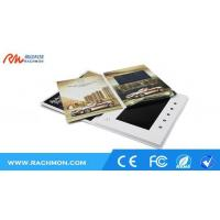 Buy cheap video player mailable greeting card 10 inch lcd screen video brochure video greeting card product