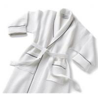 Buy cheap Bathrobe 100%cotton terry ,velour or waffle bathrobe from wholesalers