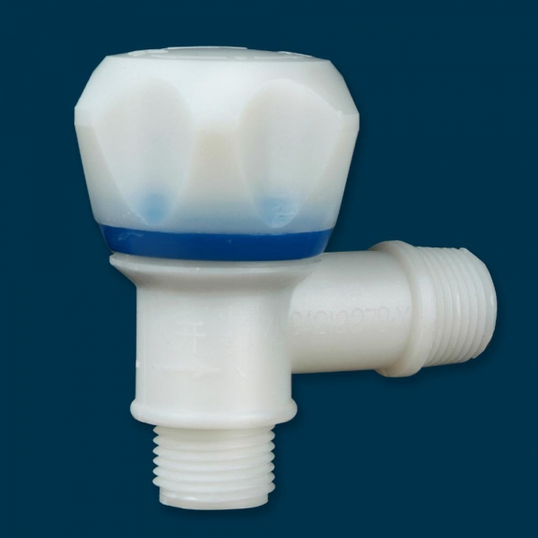 Hdpe plastic ball and socket joint manual water stop valve