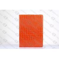 Buy cheap Crocodile 360  Turn-around Flip Leather Case with Logo Display For iPad Air from wholesalers