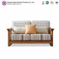 Buy cheap Loveseat sofa living room furniture pictures of wooden sofa designs from wholesalers