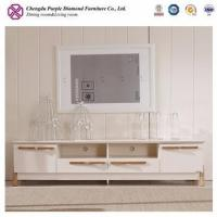Buy cheap Living room furniture tv cabinet wooden corner modern tv stand from wholesalers