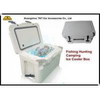 Buy cheap 25L Roto Molded Locking Plastic Fishing Car Cooler Box For Food , Cans from wholesalers