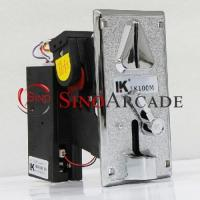 Buy cheap LK100M Advanced CPU Coin Acceptor Coin Selector from wholesalers