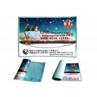 Buy cheap WASHING SPONGES Lucky printed towels from wholesalers