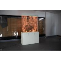 Buy cheap LED programmed bubble panel WITH cupboard furniture from wholesalers
