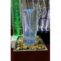 Buy cheap Tabletop LED Vortex Bubble fountain from wholesalers