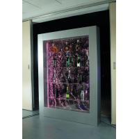 Buy cheap LED bubble feature wine cabinet SBWC7959 from wholesalers