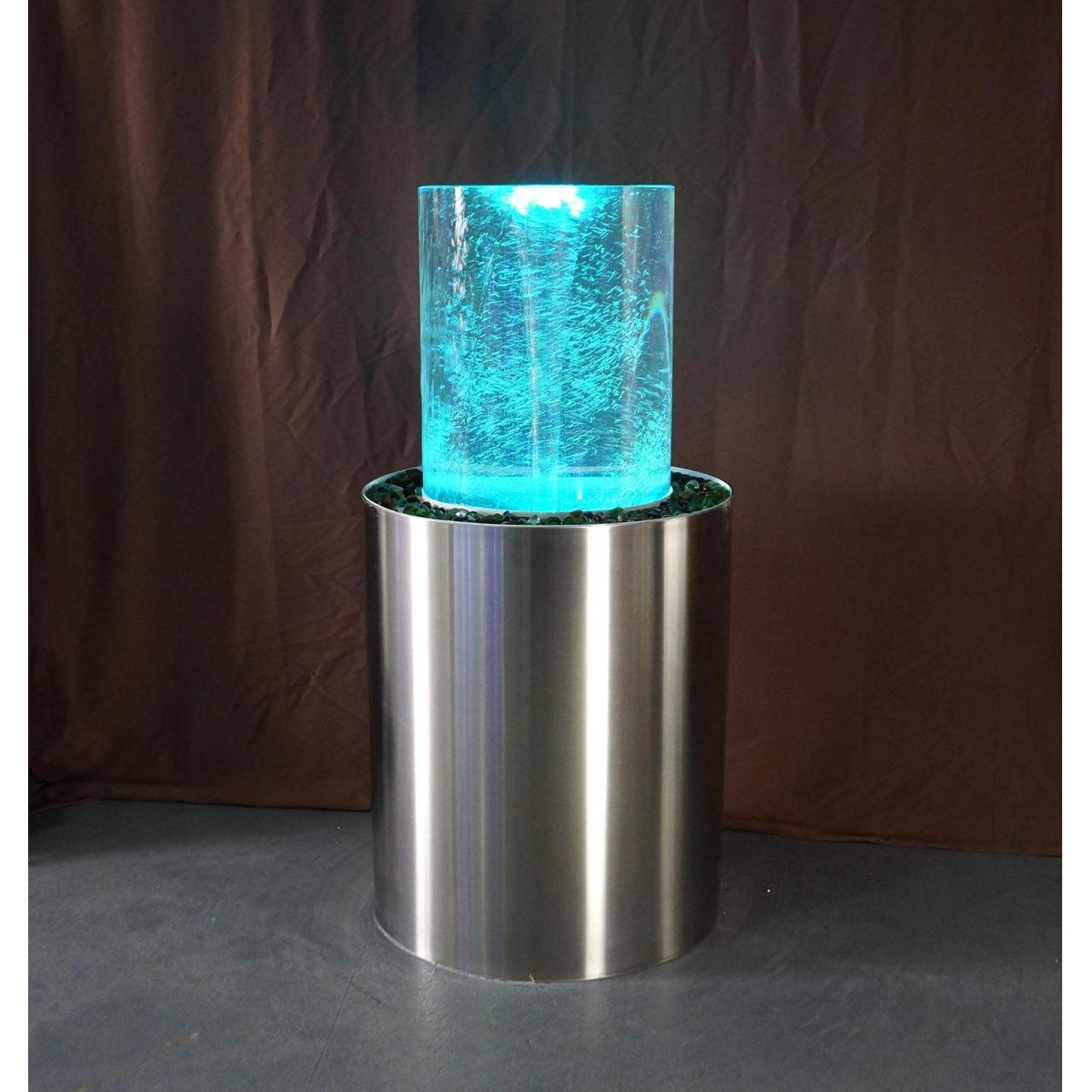 Buy cheap LED Vortex Bubble fountain from wholesalers