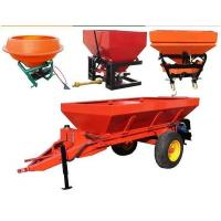 Buy cheap doule plate fertilizer spreader from wholesalers