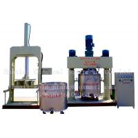 Buy cheap Kettle and Tank Double Planetary Power Mixer from wholesalers