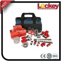 Buy cheap Electrical Combination Group Safety Lockout Tagout Kit from wholesalers
