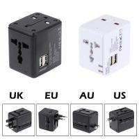 Buy cheap Best Seller Multi-Nation Travel Adapter With USB Charger from wholesalers
