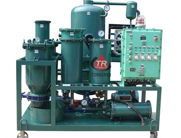 Waste motor engine oil recycling machine for sale 51283180 for Used motor oil recycling equipment