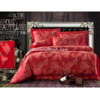 Buy cheap Caesar Red Luxury Bedding Wedding Bedding from wholesalers