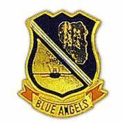 Buy cheap One Pair of US Navy Blue Angels Cufflinks from wholesalers
