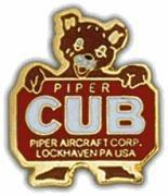 Buy cheap One Pair of Official Piper Cub Logo Cufflinks from wholesalers
