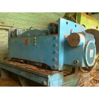 Buy cheap 10mm x 2150mm Italy Plate Shearing Machine from wholesalers