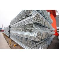 Buy cheap Structural Circular Pre Galvanised Steel Tube Sizes from wholesalers