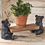 Buy cheap Large Welcome Bear Sculpture from wholesalers