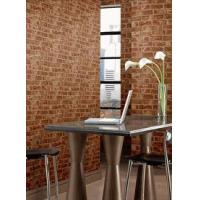 Buy cheap Modern Rustic Brick Wallpaper from wholesalers