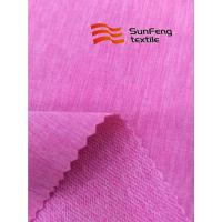 Buy cheap Polyester cationic grid warp & weft stretch mountaineering woolen cloth from wholesalers