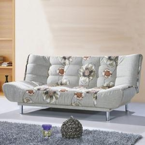 Buy cheap DayBed Foldable Fabric Recliner Sleeping Double Sofa Bed from wholesalers