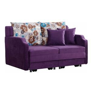 Buy cheap DayBed Sleeper Armrest Loveseat Couch Sofa Cum Bed from wholesalers