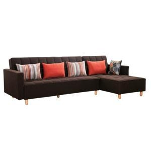 Buy cheap DayBed Folding Fabric Futon Daybed Chaise Sofa Bed from wholesalers
