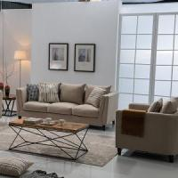 Buy cheap Linen Sofas Living Room Fabric 321-Seater Sofa Set Design from wholesalers