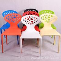 Buy cheap Plastic Chairs Stacking polypropylene plastic dining chair in malaysia product