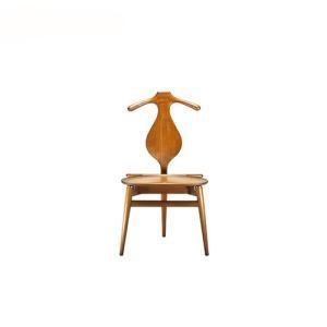 Buy cheap Dining Chairs Replica Hans Wegner Hand Carved Valet Chair from wholesalers
