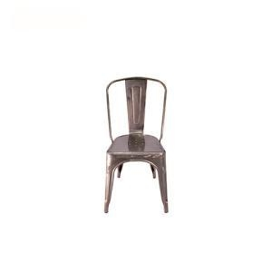 Buy cheap Dining Chairs Outdoor Metal Retro Industrial Tolix Side Chair from wholesalers