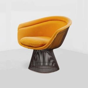 Buy cheap Dining Chairs Original Warren Knoll Platner Lounge Accent Armchair from wholesalers