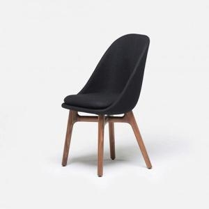 Buy cheap Dining Chairs Replica Modern Wooden Solo Dining Single Chair from wholesalers