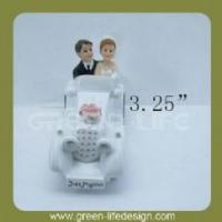 Buy cheap GF104842GS resin baby wedding ornaments from wholesalers