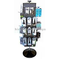 Buy cheap Accessories Displays Mobile Phone Accessories Display Stand Rotating Retail Display Units from wholesalers