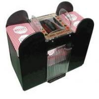 Buy cheap BEST SELLERS 1 CHH Six (6) Deck Battery Operated Card Shuffler from wholesalers