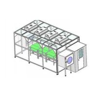 Buy cheap Modular Cleanroom from wholesalers