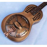 Buy cheap Metal body guitar, resonator guitar Item No.: 1655 from wholesalers