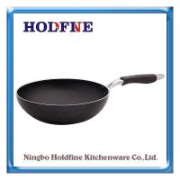 Buy cheap Wok Series Wok/Jumbo Cooker Cookware with Lid non-Stick cookware from wholesalers