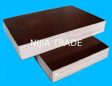 Cheap construction materials 18mm film faced plywood film for Cheap construction materials