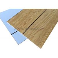 Buy cheap High quanlity grooved pape Plywood from wholesalers