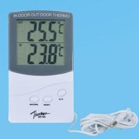 Buy cheap In/outdoor Max/Min Thermometer hygrometer from wholesalers