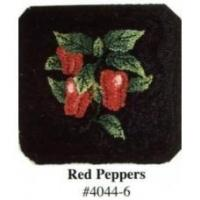 Buy cheap Stretcher Frames (9823n) Red Peppers - chair pad/throw pillow from wholesalers
