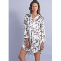 Buy cheap Buy Mimi Holliday Cap Ferrat Silk Nightshirt Online At UK Lingerie from wholesalers