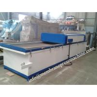 Buy cheap Silicone membrane vacuum press machine from wholesalers