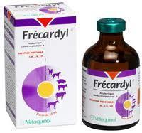 Buy cheap Frecardyl Inyectable 50 ml product