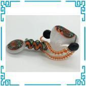 Buy cheap Glass Pipes colorful recycle glass water pipe mini oil rigs bongs from wholesalers