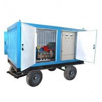 Buy cheap 500bar high pressure rust removal machine from wholesalers